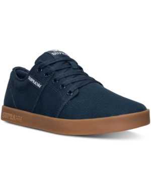 Supra Men's Stacks Ii Casual Sneakers from Finish Line