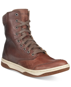 Diesel Men's Tatradium S Boulevard Boots Men's Shoes