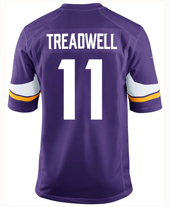 Nike - Men's Laquon Treadwell Minnesota Vikings Game Jersey