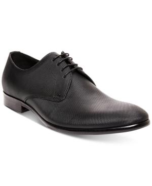 Steve Madden Men's Joter Embossed Dress Lace-Up Oxfords Men's Shoes