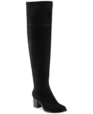 Marc Fisher Escape Tall Wide-Calf Boots Women's Shoes