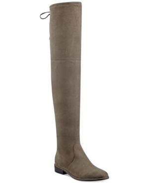 Marc Fisher Humor Over-The-Knee Boots Women's Shoes