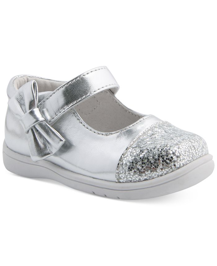 Nina - Moon Side-Bow Mary-Janes, Toddler Girls (2T-5T)
