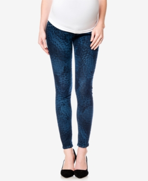 Ag Jeans Maternity Printed Skinny Jeans plus size,  plus size fashion plus size appare