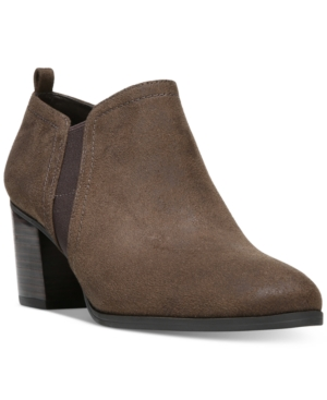 Franco Sarto Barrett Ankle Booties Women's Shoes