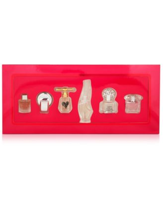 Image of Women's Fragrance 6-Pc. Coffret Gift Set, Only at Macy's!