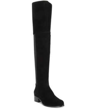 Charles by Charles David Giza Over-The-Knee Stretch Boots Women's Shoes