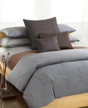 """Calvin Klein Home """"Acacia"""" Bedskirt, King Bedding"""