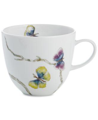 Butterfly Ginkgo Dinnerware Collection Mug