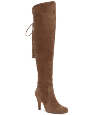 Vince Camuto Cherline Over-The-Knee Boots Women's Shoes