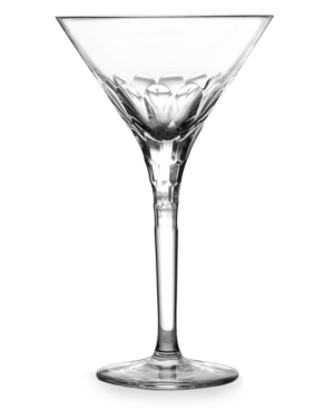 "Monique Lhuillier ""Atelier"" Martini Glass Glass"
