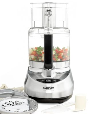 Cuisinart DLC-2009CHB Food Processor,...