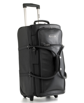 Kenneth Cole Reaction Duffel, Smooth Landing Wheeled Carry-On 22""