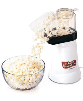 Presto 4821 Popcorn Maker, Orville Redenbacher's Hot Air Popper