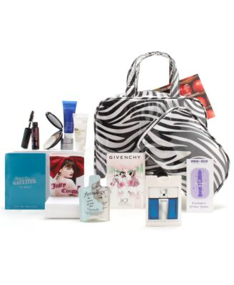 FREE Deluxe Goody Bag with $75 Beauty or Fragrance Purchase!