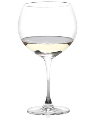 Robert Mondavi by Waterford Stemware, Chardonnay Wine Glasses, Set of 2