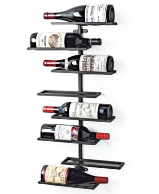 Wine Enthusiast Urban Wall Wine Rack...