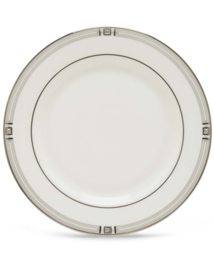 """Lenox """"Westerly Platinum"""" Bread & Butter Plate"""