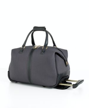 "London Fog ""Oxford"" Wheeled Club Bag, 20"""