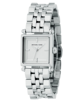 Rectangle-faced Watch - Michael Kors