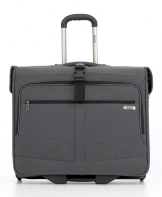 "Kenneth Cole Reaction Garment Bag, Zero Gravity Wheeled 45"" - Travel Bags"