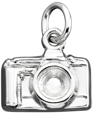 Rembrandt Charms Sterling Silver Camera Charm