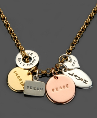 Dog Tag Necklace - GK Designs