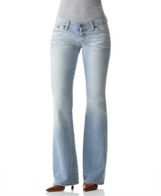 Lucky Brand Jeans Sweet Dream Boot Cut Jeans, Ol Silversmith Wash