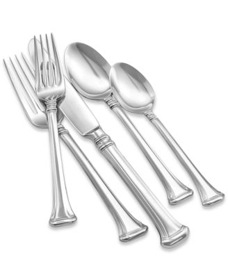 Oneida Apollonia 50-Pc Flatware Set, Service for 8