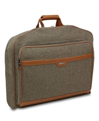 "Hartmann Garment Bag, 40"" Tweed"