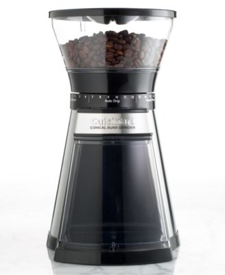 Cuisinart CBM-18 Conical Burr Programmable Coffee Grinder
