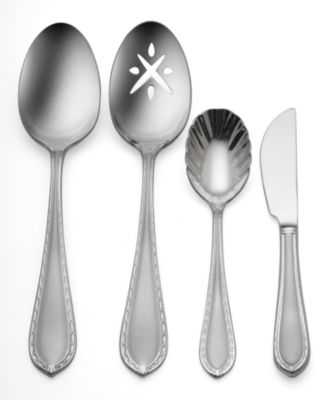 Waterford Powerscourt Matte 4-Piece Hostess Set