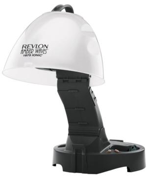 Revlon RV673AW Amber Waves Ionic Hard Bonnet Salon Dryer