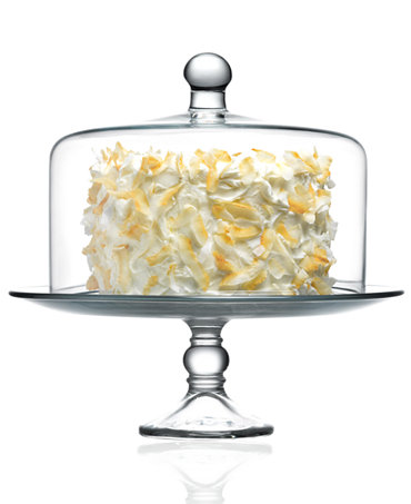 The Cellar Serveware Cake Stand With Dome