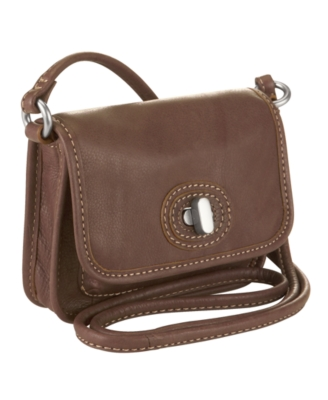 Fossil Handbag, Mini Mini Crossbody Bag