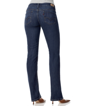 Levi's Juniors Jeans, 524 Skinny Dark Wash