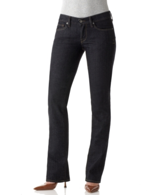Lucky Brand Jeans Southside Zoe Straight Leg Jeans, Resin Rinse Wash