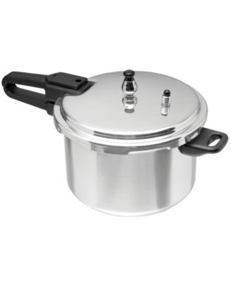 IMUSA Aluminum 7.5 Qt. Pressure Cooker
