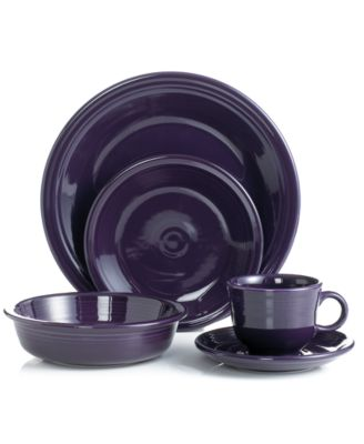 Fiesta Dinnerware, 5 Piece Place Setting