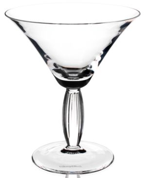 Closeout! Villeroy & Boch Stemware, New Cottage Martini Glass