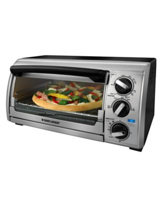 Black & Decker TRO480 Toaster Oven 4 Slice