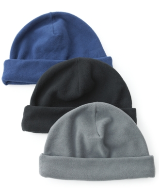 John Ashford Hat, Fleece Skull Cap