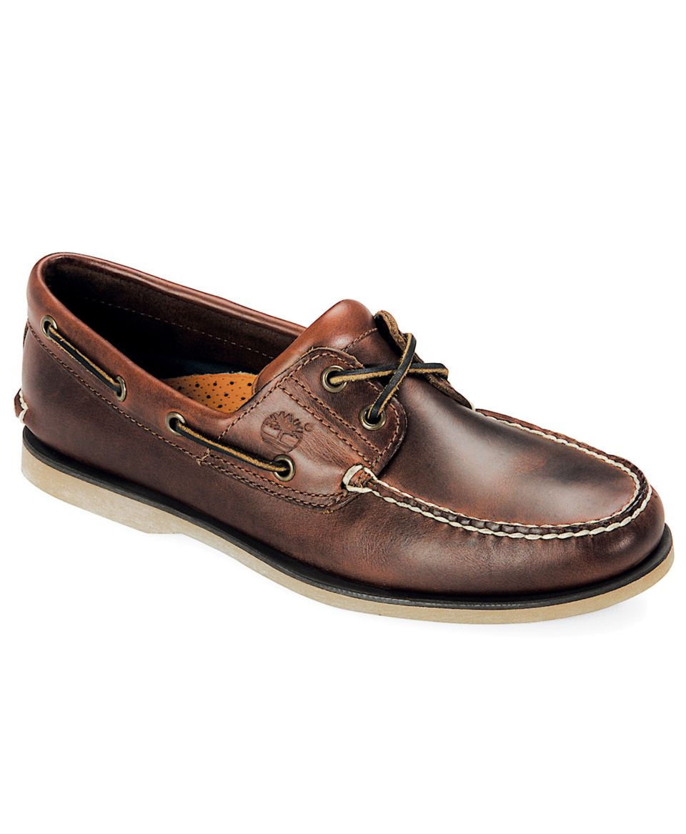 Timberland Shoes, Earthkeepers Kia Wah Bay Boat Shoes Mens