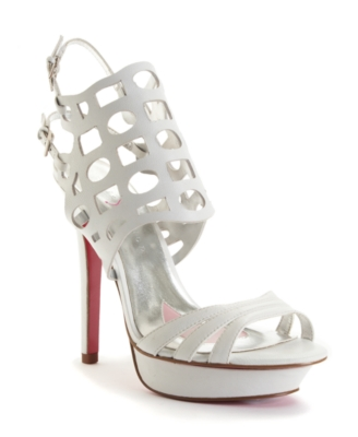 Paris Hilton Shoes, Trix Sandals Women's Shoes