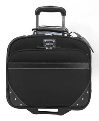 Kenneth Cole Reaction Suitcase, Curve Appeal Wheeled Overnighter