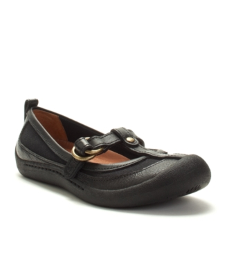 Lucky Brand Shoes, Win Mary Jane Flats Women's Shoes