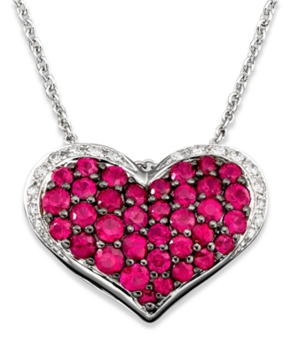 Heart Pendant - EFFY Collection