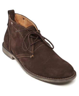 Alfani Boots, Oasis Chukkas Men's Shoes - Boots