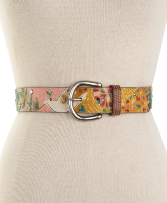 Fossil Belt, Icon Patchwork