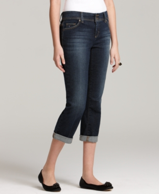 Tommy Hilfiger Jeans, Spirit Rolled Slim Crop Angela Rinse Wash